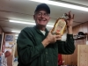 Russ Roth wins some Bird Dog Whiskey