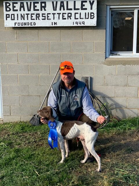 George-Kaschak-earns-a-Ribbon-at-the-Walking-Trial-rotated