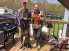 Jeff & Erin Cooper finished Jr Hunter