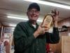 Russ Roth wins some Bird Dog Whiskey