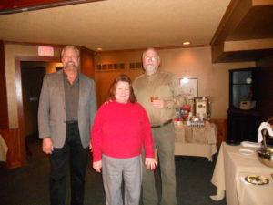 Dennis Meinke, Kathy and Paul Gall